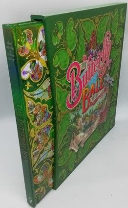 Alan Aldridge THE BUTTERFLY BALL AND THE GRASSHOPPER'S FEAST Signed Slipcased Hardback