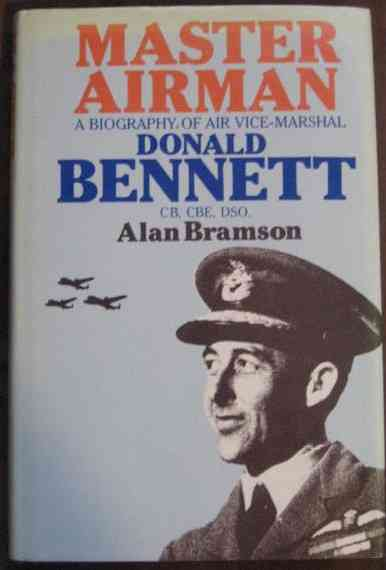 Alan Bramson MASTER AIRMAN First Edition Double Signed