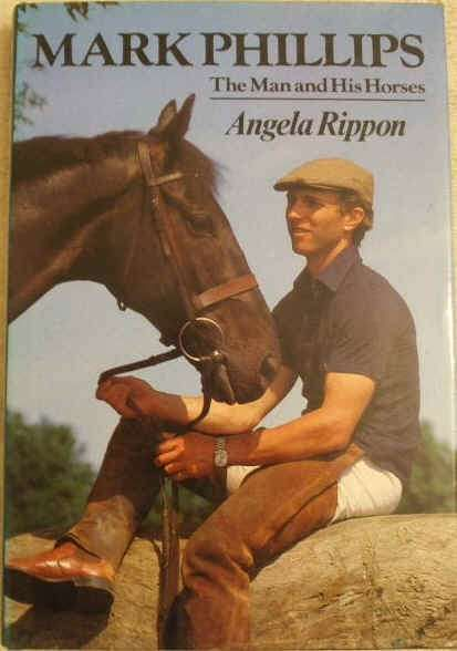 Angela Rippon MARK PHILLIPS Signed First Edition