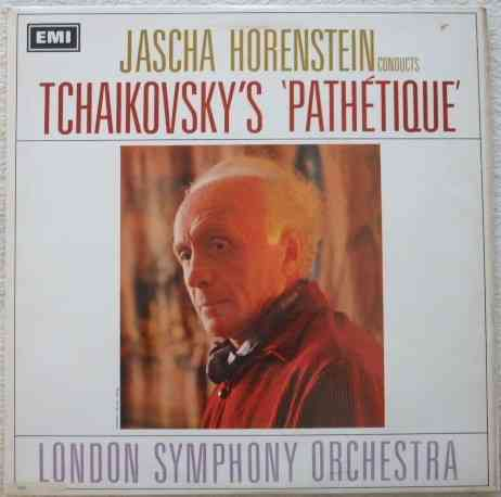 ASD 2332 Tchaikovsky SYMPHONY NO 6 PATHETIQUE Vinyl LP Horenstein