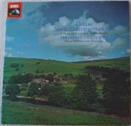 ASD 3139 Delius NORTH COUNTRY SKETCHES Vinyl LP TAS Listed