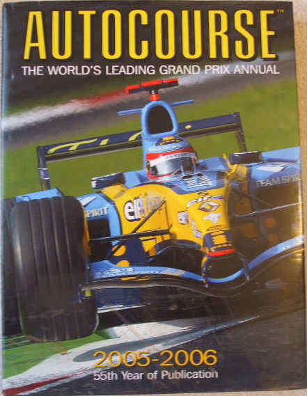AUTOCOURSE 2005-2006 Grand Prix Annual