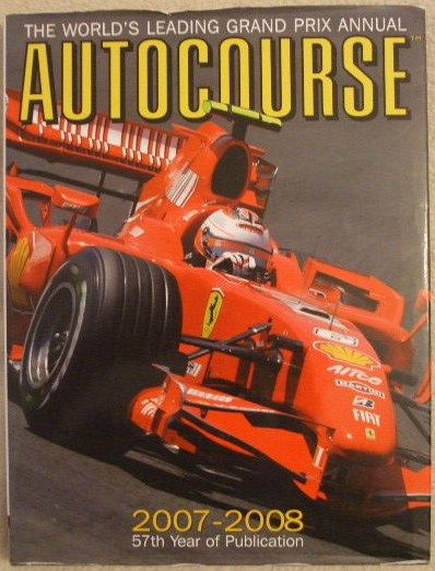 AUTOCOURSE 2007-2008 Grand Prix Annual
