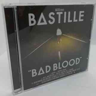 Bastille BAD BLOOD Used CD Album
