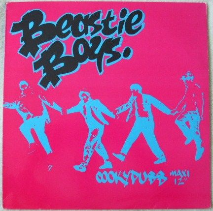 Beastie Boys COOKYPUSS Maxi 12 Inch Single