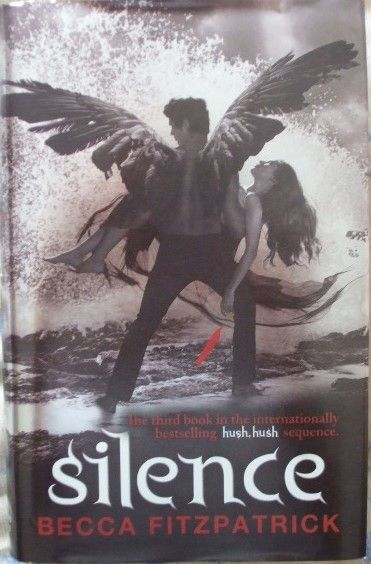 Becca Fitzpatrick SILENCE Signed Limited Edition