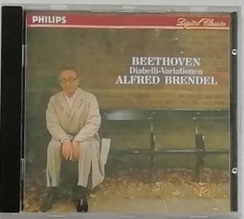 Beethoven DIABELLI VARIATIONS Used CD Brendel
