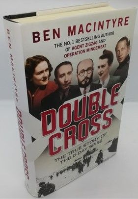 Ben Macintyre DOUBLE CROSS First Edition Signed