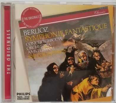 Berlioz SYMPHONIE FANTASTIQUE Used CD Davis