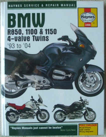 BMW HAYNES SERVICE AND REPAIR MANUAL Still Sealed