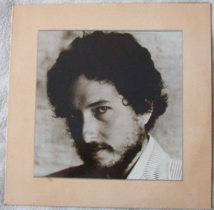 Bob Dylan NEW MORNING Vinyl LP Laminated Cover