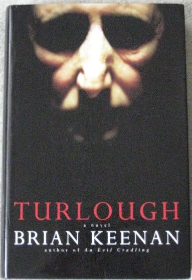 Brian Keenan TURLOUGH First Edition Signed
