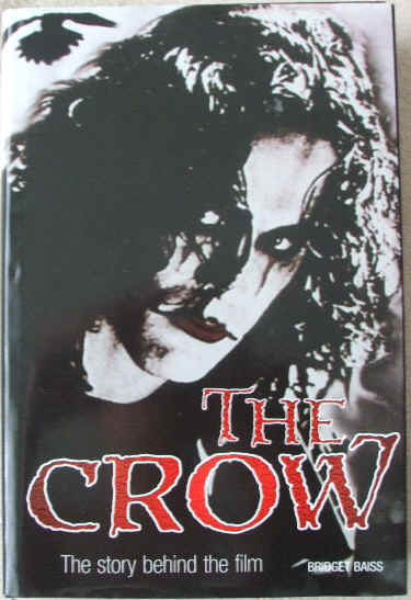 Bridget Baiss THE CROW First Edition