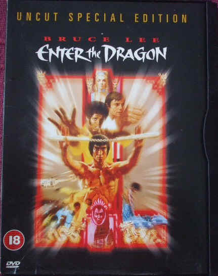 Bruce Lee ENTER THE DRAGON Special Edition DVD