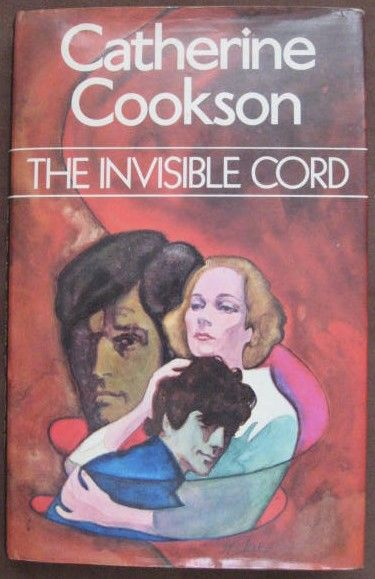 Catherine Cookson THE INVISIBLE CORD First Edition Signed