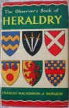 Charles MacKinnon THE OBSERVER'S BOOK OF HERALDRY 1968