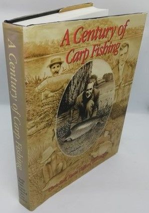 Chris Ball Kevin Clifford Tim Paisley A CENTURY OF CARP FISHING First Edition Double Signed