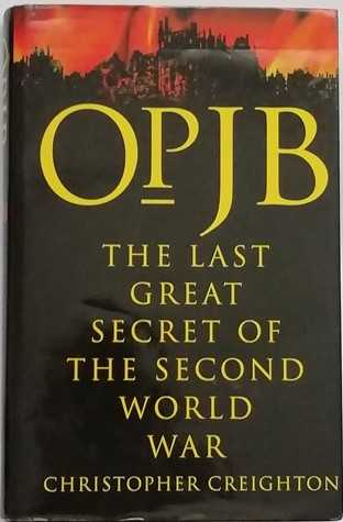 Christopher Creighton OP.JB First Edition