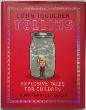 Conn Iggulden TOLLINS First Edition Double Signed