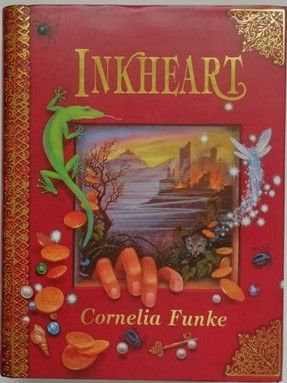 Cornelia Funke INKHEART First Edition Signed