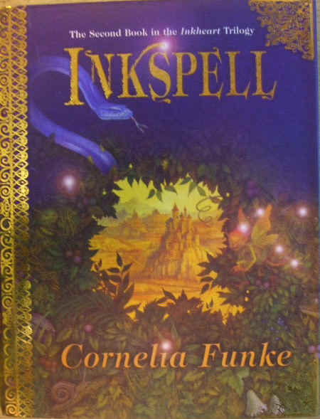 Cornelia Funke INKSPELL First UK Edition