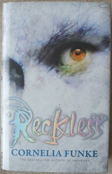Cornelia Funke RECKLESS Special Signed First Edition