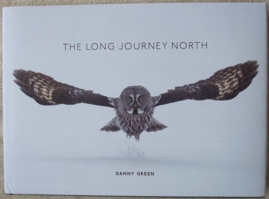 Danny Green THE LONG JOURNEY NORTH First Edition Signed