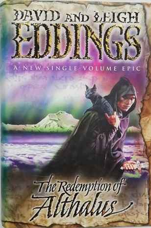 David and Leigh Eddings THE REDEMPTION OF ALTHALUS First Edition Signed Bookplate