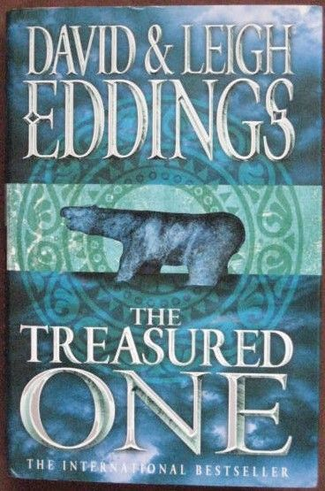 David and Leigh Eddings THE TREASURED ONE First Edition Double Signed Bookplate