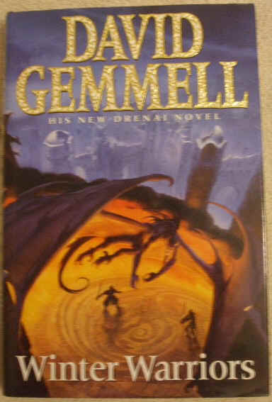 david gemmell rigante series