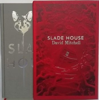 David Mitchell SLADE HOUSE Signed Slipcased Limited Edition