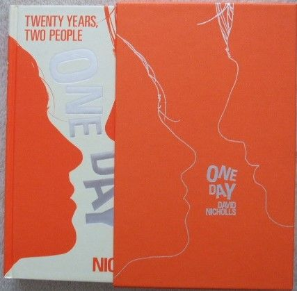 David Nicholls ONE DAY Slipcased Special Gift Edition Signed