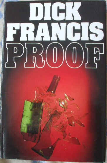 Dick Francis PROOF Signed First Edition Third Print