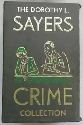 Dorothy L Sayers CRIME COLLECTION Folio Society Box Set