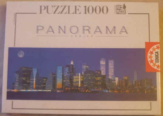 EDUCA 10083 NEW YORK SKYLINE Jigsaw Puzzle Sealed