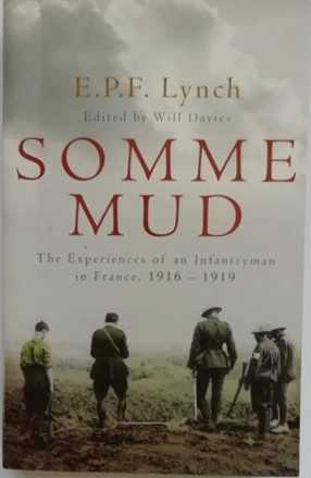 EPF Lynch SOMME MUD First Edition Paperback