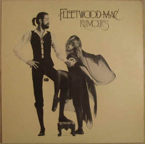 Fleetwood Mac RUMOURS Vinyl LP
