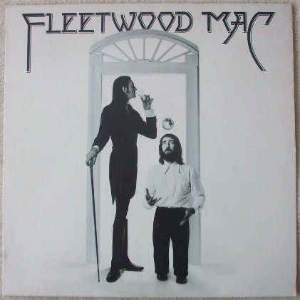 Fleetwood Mac Selt-Titled Vinyl LP