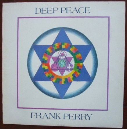 Frank Perry DEEP PEACE Vinyl LP