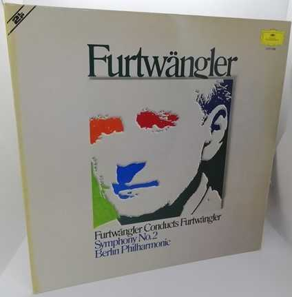 Furtwangler SYMPHONY NO 2 Double Vinyl LP