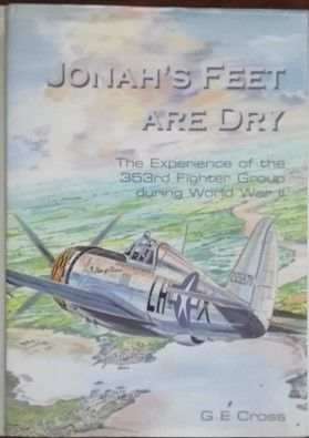 G E Cross JONAH'S FEET ARE DRY Signed Limited Edition