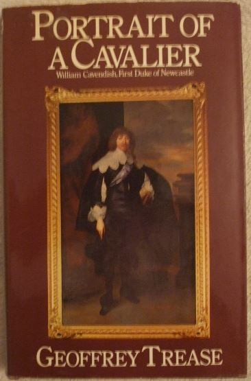 Geoffrey Trease PORTRAIT OF A CAVALIER First Edition Signed