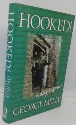 George Melly HOOKED First Edition Signed