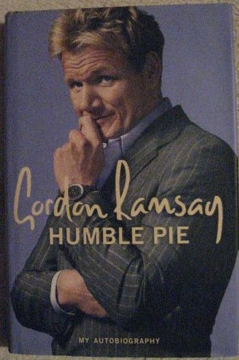 Gordon Ramsay HUMBLE PIE First Edition Signed