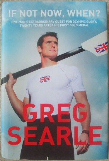 Greg Searle IF NOT NOW WHEN First Edition Signed