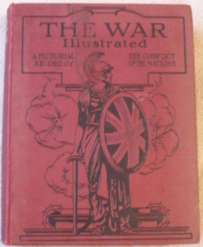 Hammerton THE WAR ILLUSTRATED Volume Eight and Nine