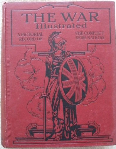 Hammerton THE WAR ILLUSTRATED Volume Five