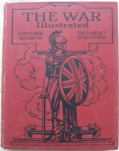 Hammerton THE WAR ILLUSTRATED Volume Four