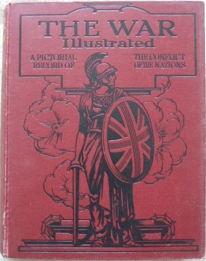 Hammerton THE WAR ILLUSTRATED Volume One