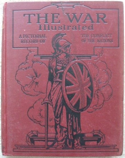 Hammerton THE WAR ILLUSTRATED Volume Six